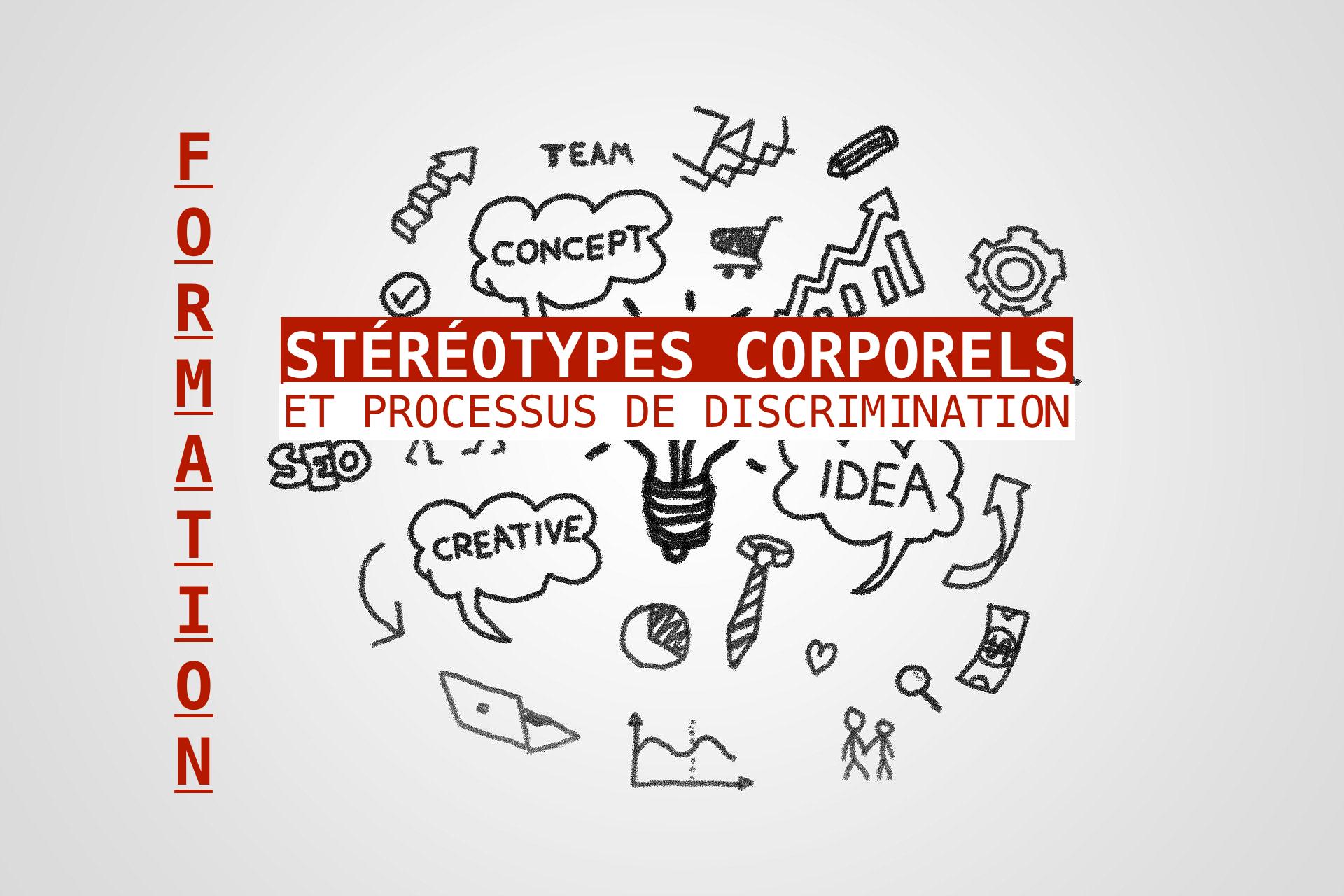 Formation Modes, nomes, stéréotypes corporels et discriminations