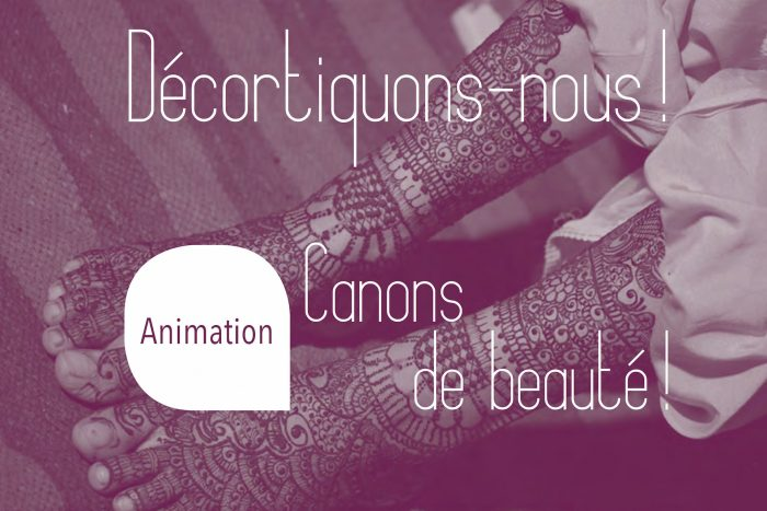 Animation - Canons de beauté - Illustration