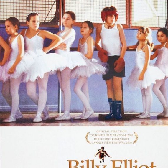 Billy Elliot - Affiche - Film
