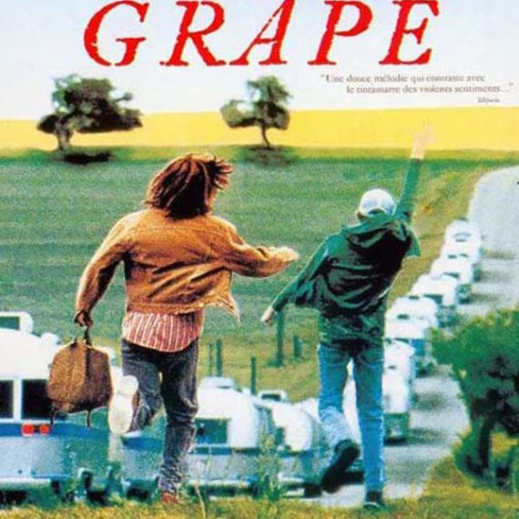 Gilbert Grappe - Affiche - Film