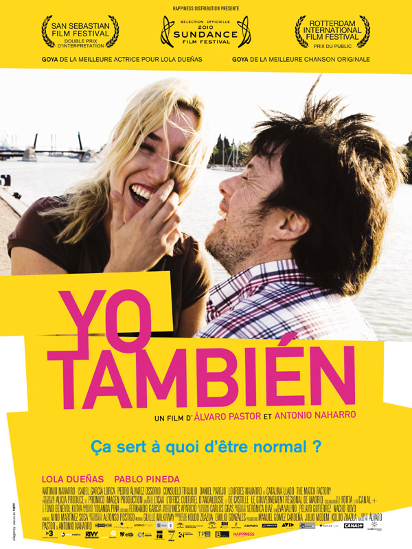 Yo Tambien - Affiche - Film